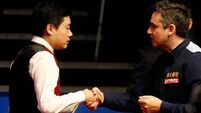 Ding Junhui fires in seven centuries as he progresses to World Snooker final