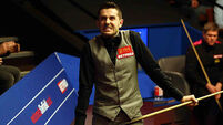Mark Selby avoids becoming fifth ex-world champion to exit in first round at Crucible