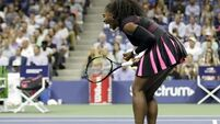 Serena Williams proud to equal Martina Navratilova record