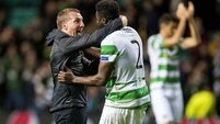 Celtic v Manchester City - UEFA Champions League - Group C - Celtic Park
