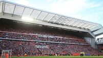 Liverpool v Leicester City - Premier League - Anfield