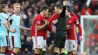 Manchester United v Burnley - Premier League - Old Trafford