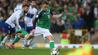Northern Ireland v San Marino - 2018 FIFA World Cup Qualifying - Group C - Windsor Park