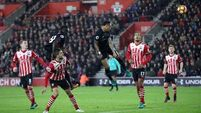 Southampton v Liverpool - Premier League - St Mary's Stadium