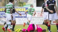 Dundee v Celtic - Scottish Premiership - Dens Park