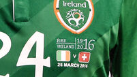 FIFA opens disciplinary proceedings against FAI over 1916 symbol displayed on shirts