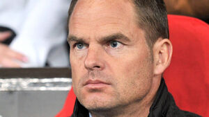 Inter Milan sack Frank de Boer after less than three months in charge