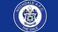 Rochdale name terminally ill boy as a substitute for cup game