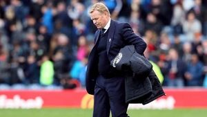 Ronald Koeman: Burnley defeat hard to take