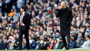 Pep Guardiola rues missed chances against Middlesbrough