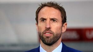 Gareth Southgate pleased to keep England 'mess' on track after scoreless draw with Slovenia