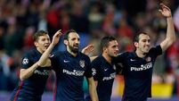Atletico Madrid win keeps them in the title race