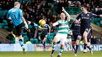 Scoreless Celtic booed off by fans as title-lead cut