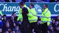 Roberto Martinez 'understands' frustration of fan who confronted him on the pitch