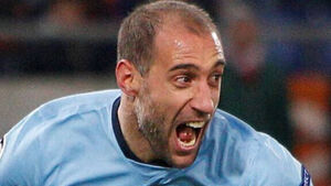 Pablo Zabaleta may leave Manchester City