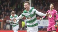 Celtic regain four-point lead at top after win over Partick