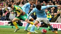 Norwich stand firm to put another dent in Man City's title hopes
