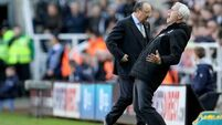 Alan Pardew slams Sam Allardyce's 'prehistoric comments' as Benitez moves onto next game