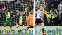 Sunderland win bad-tempered relegation battle at Norwich