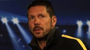 Things hotting up for Barcelona as Diego Simeone invokes spirit of late coach in title race