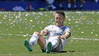 Robbie Keane 'not happy with' starting on the bench at LA
