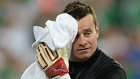 Martin O'Neill on Shay Given: 'We'll monitor his situation'