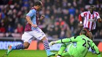 Gabriel Agbonlahor apologises after quitting Aston Villa captaincy