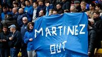 Roberto Martinez: We have 'the best fans in world football'