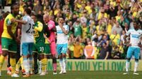Norwich City v Newcastle United - Barclays Premier League - Carrow Road