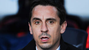 Gary Neville has revealed where he sees his future - for now