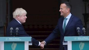 Varadkar's meeting with Johnson an 'opportunity' to 'see if we can make more progress'