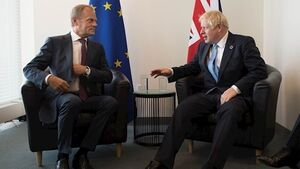 Boris Johnson fails to get 'New York breakthrough' on Brexit after Tusk talks