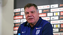 Sam Allardyce Press Conference - St George's Park