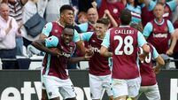 West Ham christened London Stadium with a 1-0 victory over Bournemouth