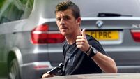 Joey Barton in talks with Rangers over transfer