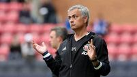 Jose Mourinho happy with 'positive performance' after United win Wigan friendly