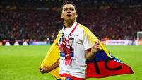 Colombia victorious over USA at Copa America