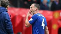 Danny Drinkwater escapes further FA sanctions over response to red card