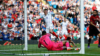 Jamie Vardy nets winner for unconvincing England