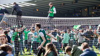 Rangers slam 'inadequate' security after 'thuggish behaviour' in cup final pitch invasion