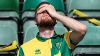 Norwich in trouble after Man Utd win at Carrow Road