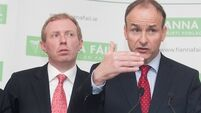 Fianna Fáil smarting from voting scandal so close to an election vote