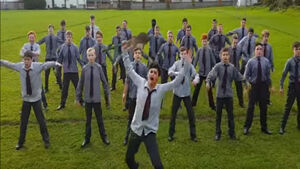 Munster School S Haka With A Hurley Will Get You In The Mood For The Maori All