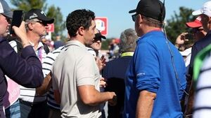 Rory McIlroy on the American fans: You just need to quieten them as much as possible