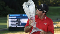 Patrick Reed,Barclays Golf