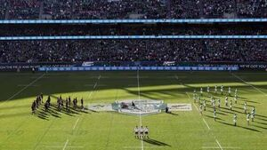 Ireland pay lovely tribute to Anthony Foley at All Blacks Test
