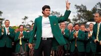 Bubba Watson only 80% fit ahead of bid for third green jacket