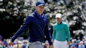 Rory McIlroy and Jordan Spieth set for third-round Masters showdown after day two drama