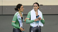 Paralympics wrap: Irish cyclists come up a fraction of a second short in medal bid
