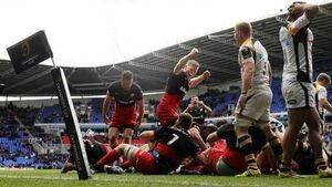 Wasps come close to making miracle comeback against Saracens in Europe